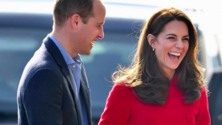 Nobody panic but Kate Middleton and Prince William are in IRELAND right now