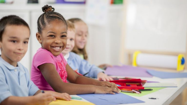 Crayola sell packs of Multicultural Skintone Crayons to include all children