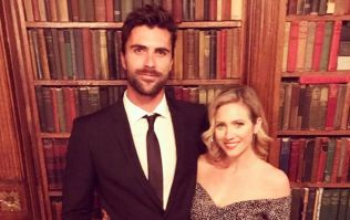 Brittany Snow has announced her engagement to longtime boyfriend