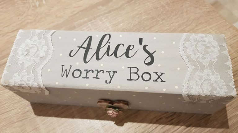 These worry boxes are a great way to ensure your child has sweet dreams