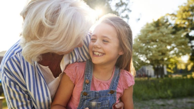 This is why science says maternal grandmothers are especially important to children