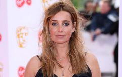 The gorgeous Louise Redknapp went on a double date this weekend