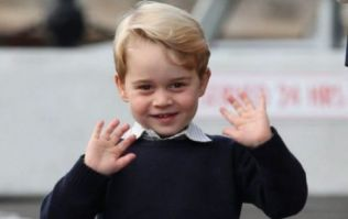 Cheeky! Prince George had this to say about his mum's football skills