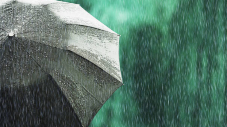Met Éireann say that persistent rain will cover the country today