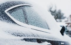 These are the areas set for snow this weekend, according to Met Éireann
