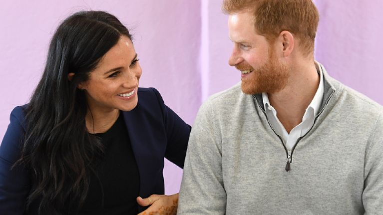 Meghan Markle and Prince Harry could move to Africa after the birth of their first child