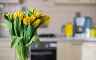 This clever hack will keep your tulips from drooping this Easter