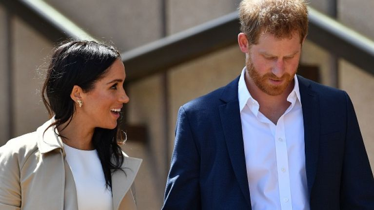 Harry and Meghan are hoping to hire a male nanny for the royal baby