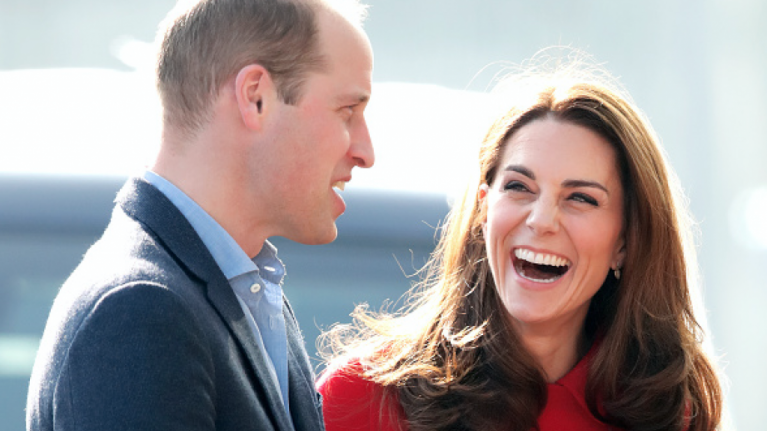 Prince William got a homemade birthday present from Kate to remind him 'what is really important'