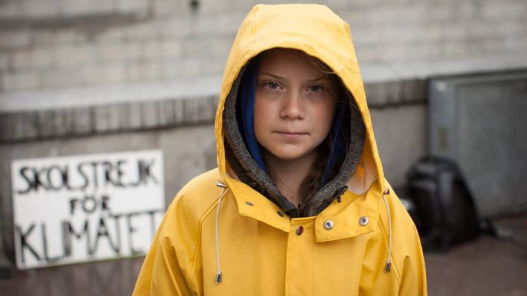 16-year-old Greta Thunberg has been nominated for a Nobel Peace Prize