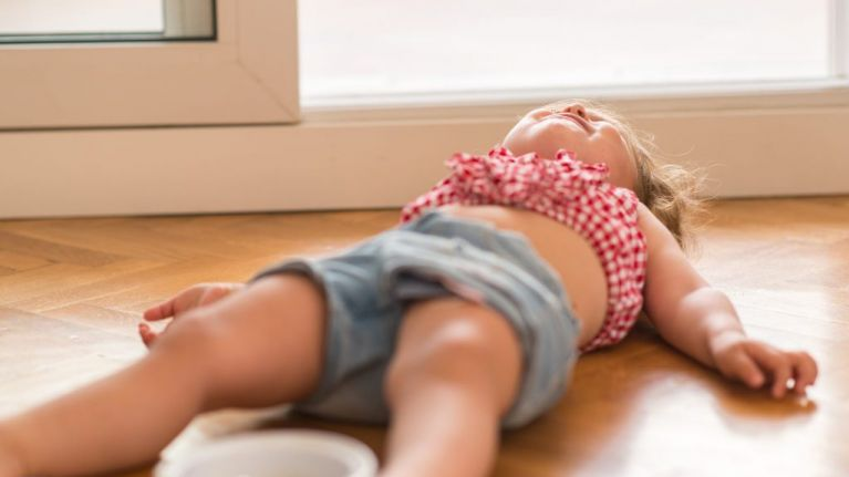 Three real reasons why my toddler started crying this week