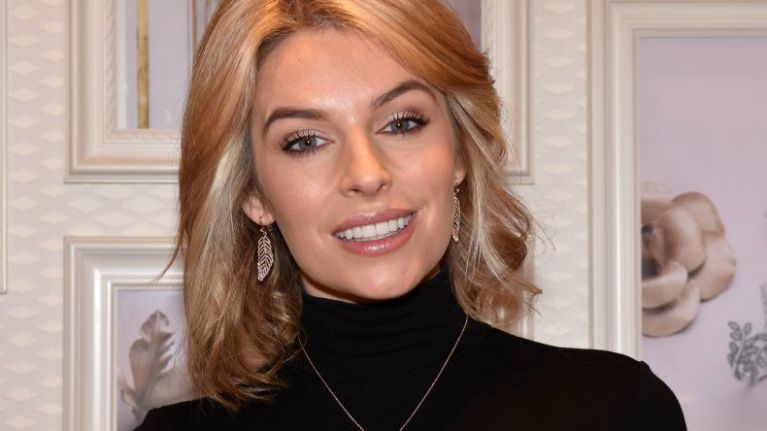 Pippa O'Connor's first pregnancy made her seriously worry about the future