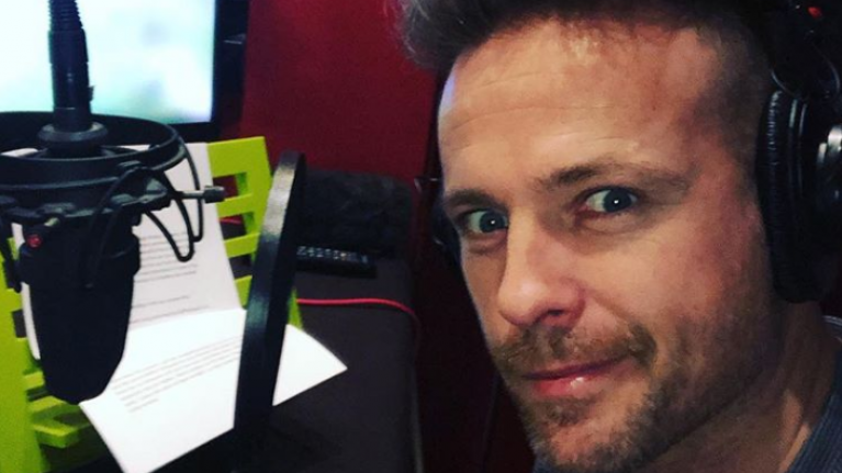 Nicky Byrne just made an official announcement about leaving 2FM