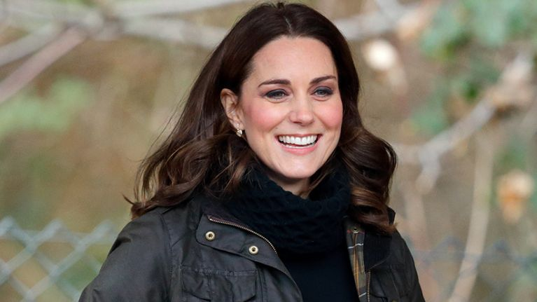 Kate Middleton completely changed up an old dress for last night's event