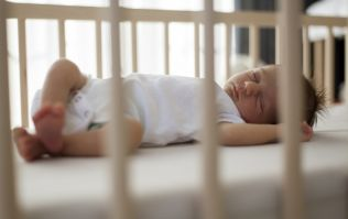 The 1st year: 4 tips to TRY and help get your baby to sleep through the night