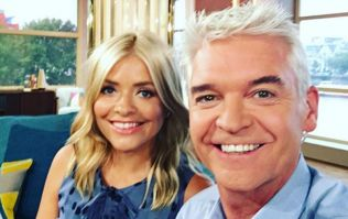 Holly Willoughby just accused Philip Schofield of betraying her trust
