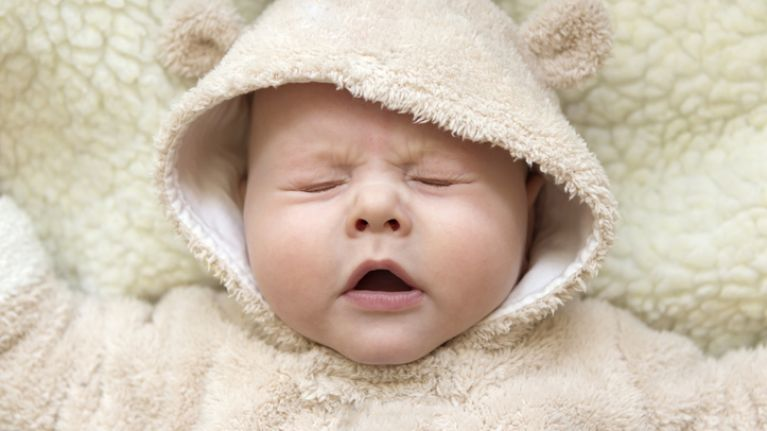 The 5 worst stages of dealing with your baby's first cold