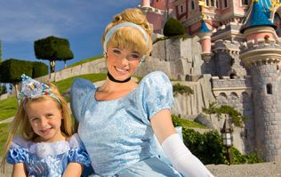 A family in the UK is offering a part time nanny €46,000 to dress up as a Disney Princess