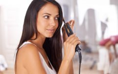 Game changer: a hair straightener you can switch off with your phone exists