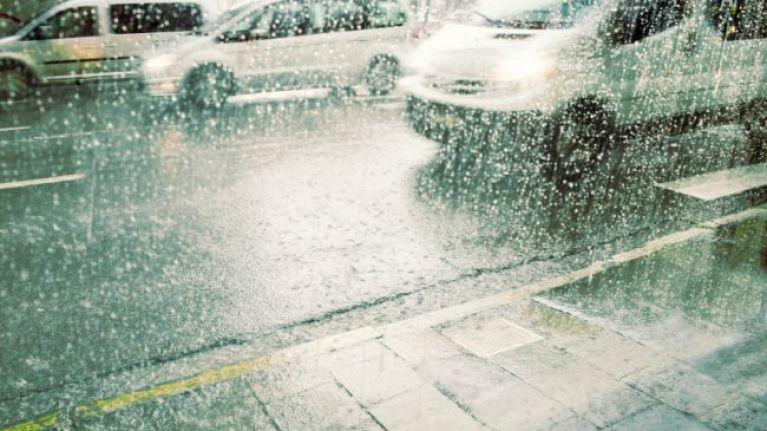 According to Met Eireann, the weather is set to be VERY grim next week