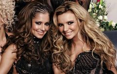 Nadine Coyle is going to be on I'm A Celebrity, and Cheryl is worried