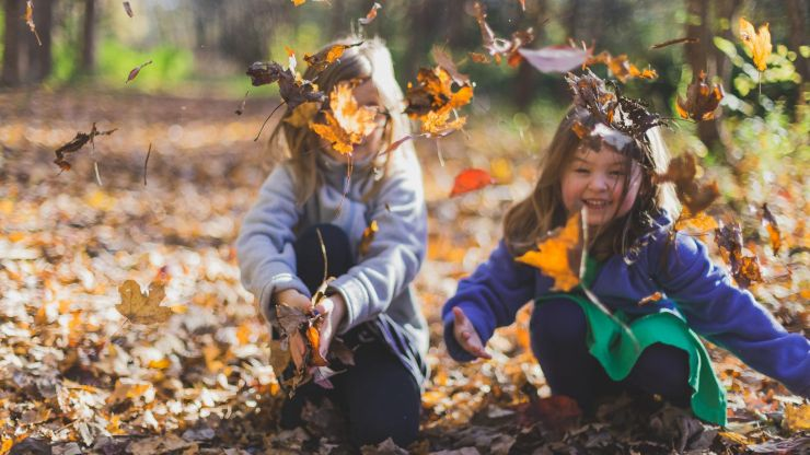 Opinion: Unstructured play is vital for kids, so we need to stop entertaining them