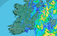 Met Éireann say dense fog and rain will cover the country today