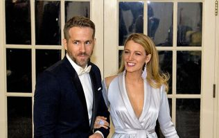 Ryan Reynolds announces the sex of his third child by sharing the sweetest snap