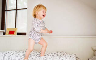 Is your toddler a big fan of the word 'NO' at the moment? Here is why that is actually a good thing