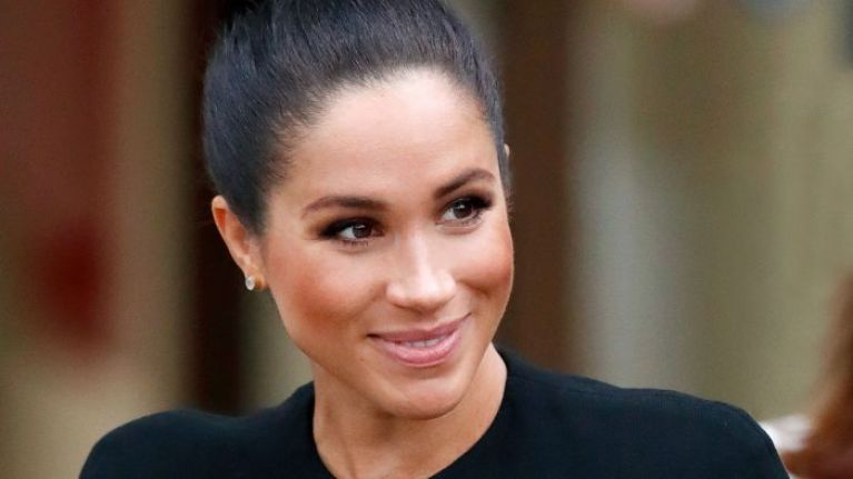 Jumpsuit that Meghan Markle wore guest-editing Vogue is on SALE