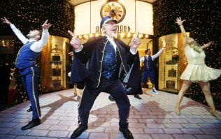 The Brown Thomas Christmas windows are officially open, and the theme is just magical