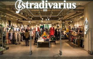 The €66 Stradivarius jacket we're going to live in for the next few weeks