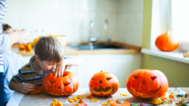 3 really brilliant (and delicious) things to do with all that pulp after you carve your pumpkin