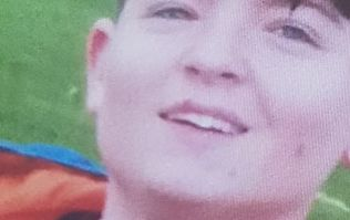 Gardaí are seeking the public's help in finding 16 year old Colin Doyle