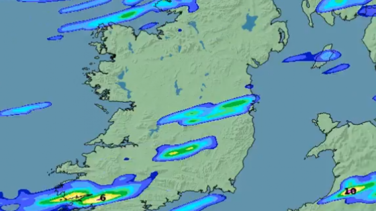 Met Éireann predict that we're in for a mainly dry and warm weekend