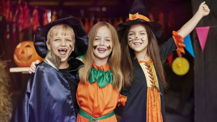McDonald's spooktacular Family Fun Day is one you definitely don't want to miss