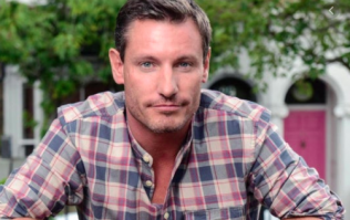 EastEnders star Dean Gaffney has been 'quietly written out of the soap'