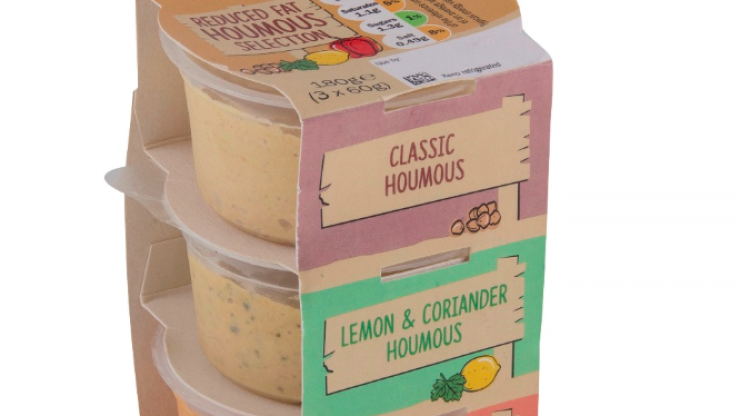 Hummus sold in Aldi and Lidl recalled due to presence of salmonella