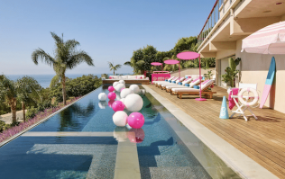 You can actually stay in Barbie's Malibu Dreamhouse now thanks to Airbnb