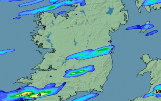 Met Éireann predict a bright and dry day, but tonight will take a major turn