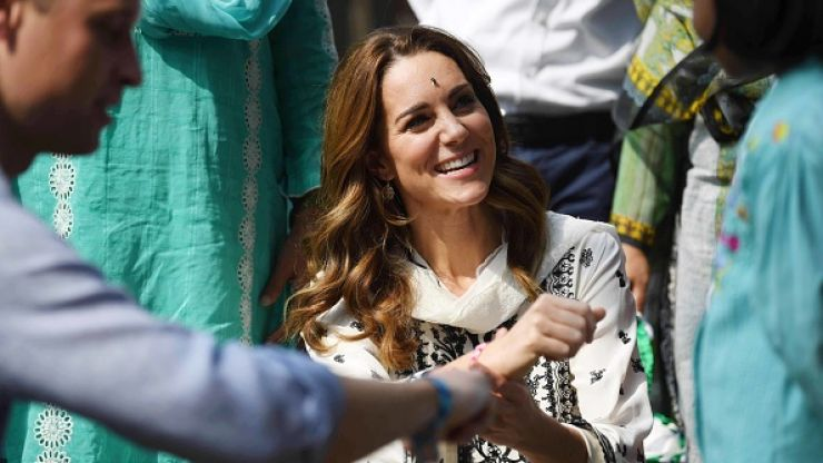 """Everyone comes together"" - Kate Middleton's first Instagram message focuses on family life"