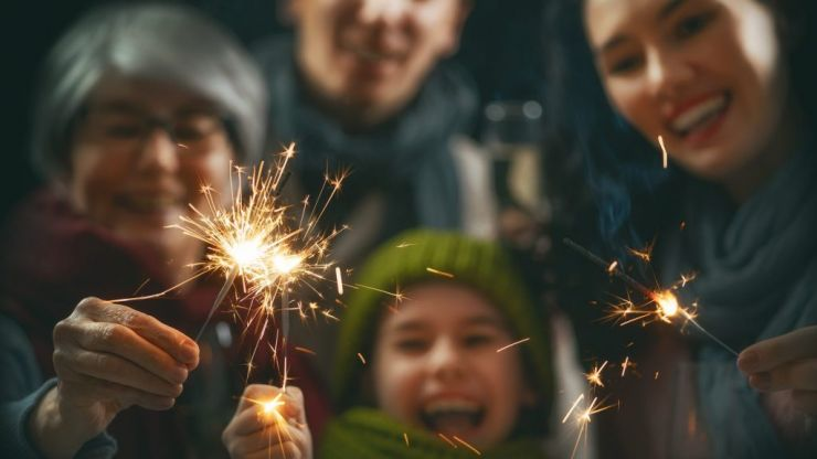 Sparkler and firework tips to help keep you and your family safe this Halloween
