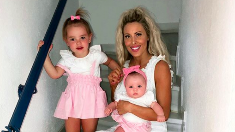 Lisa Jordan's daughter had the most amazing cake to celebrate turning 3-years-old