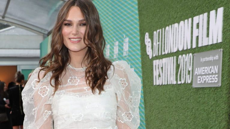 Keira Knightley confirms her newborn daughter's name and it is so lovely