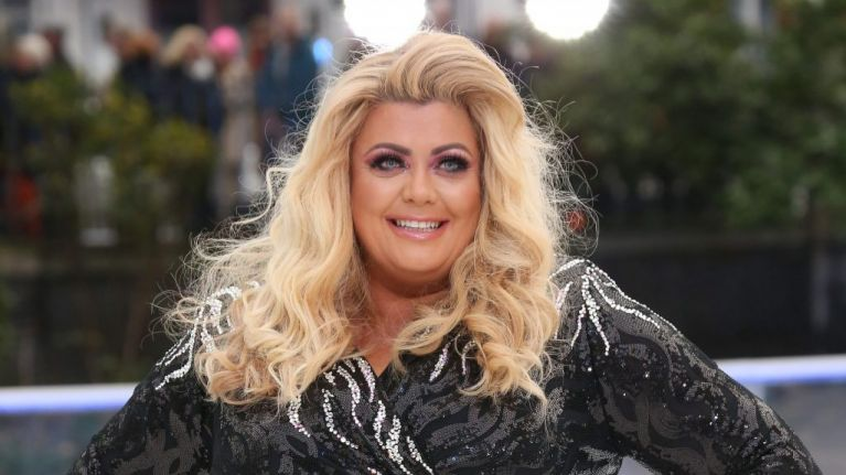 Gemma Collins reveals her transformation after 3 stone weight loss in new snap