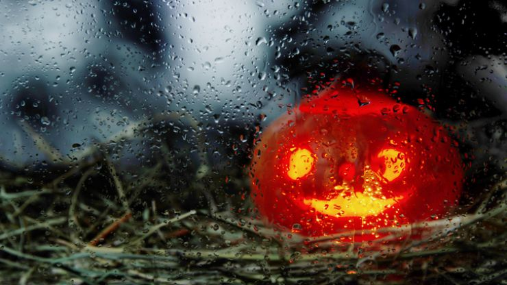 Met Eireann give weather update for Halloween night and it's not looking good