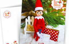 Thanks to An Post, your kids can now receive post cards directly from their Elf on the Shelf