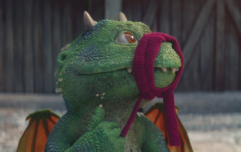 The John Lewis Christmas ad featuring Edgar the fire-breathing Dragon is finally here