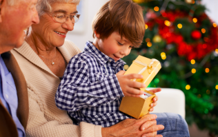 This granny's 'Adventure Box' might be the greatest Christmas gift idea of all time