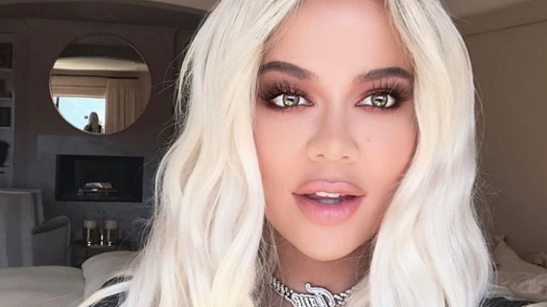 Fans say Khloe Kardashian looks like a different person in her latest photo